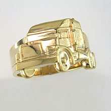 Tractor Trailor Ring