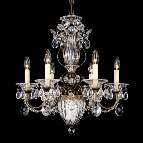 Bagatell Chandelier by Schonbek and Squitti's