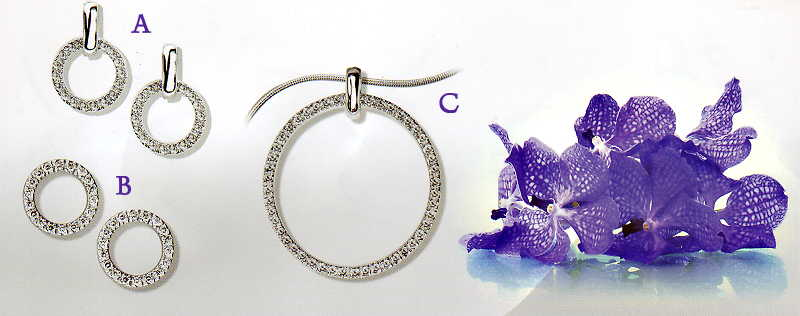 Diamond_circle_earrings