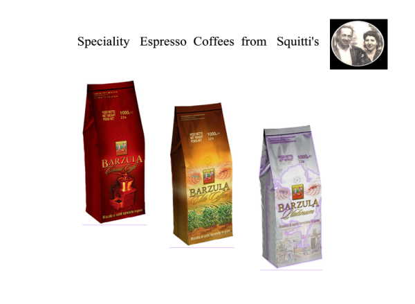 espresso coffee blends