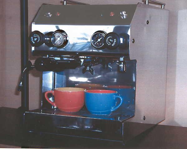 Espresso Cappuccino Machines Squitti S
