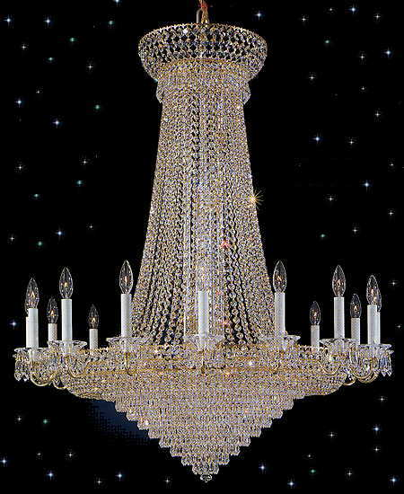 Excelsoir Crystal Chandeliers