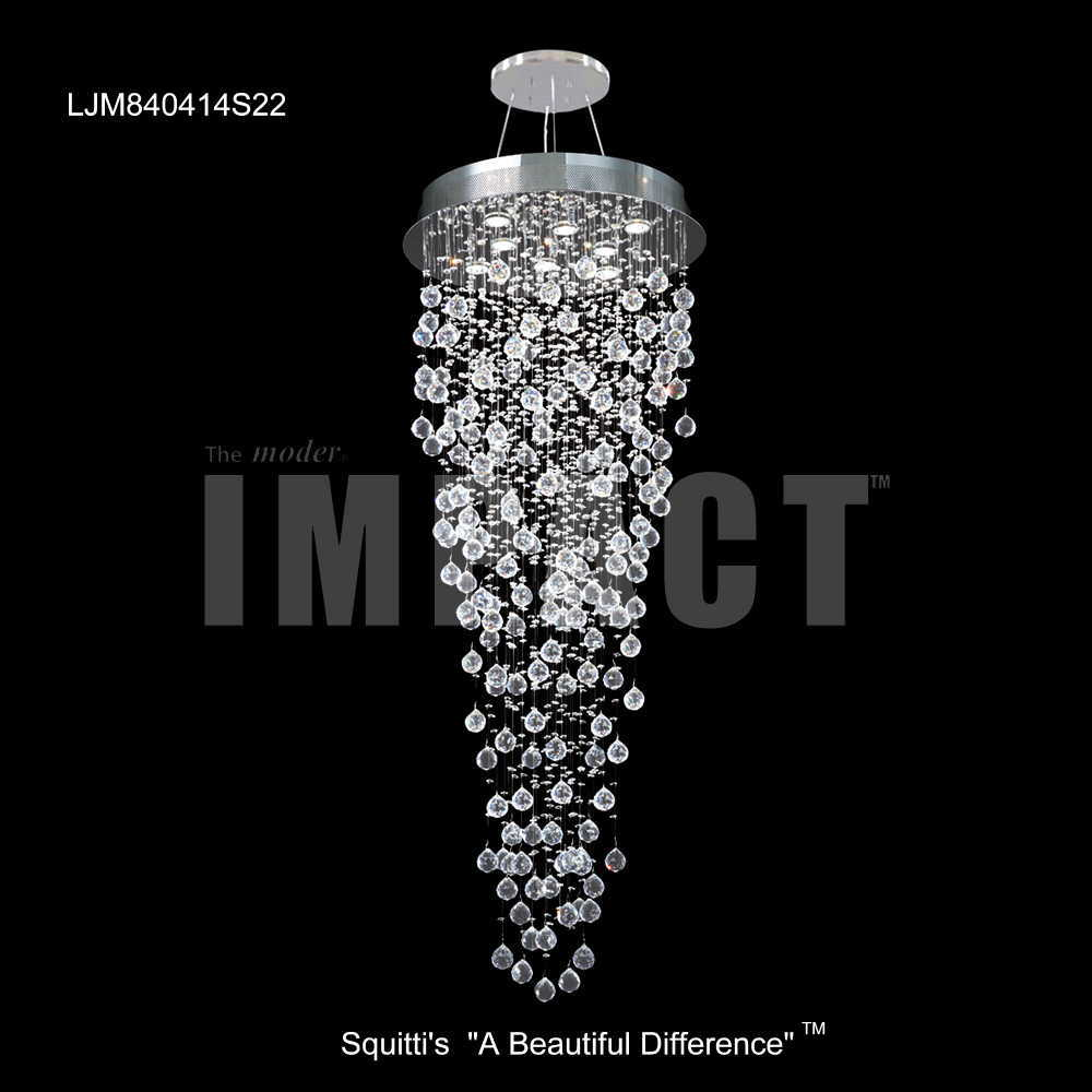 Large entry crystal chandeliers squittis a beautiful difference large entry chandeliers mozeypictures Gallery