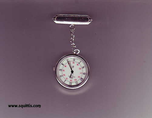 Nurse's Pendant Watch