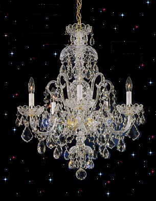 Schonbek Crystal Chandeliers Squitti 39 S A Beautiful Difference