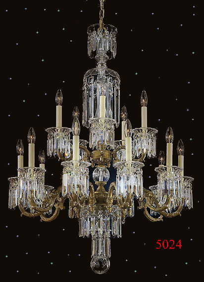 Dorchest Crystal Chandeliers
